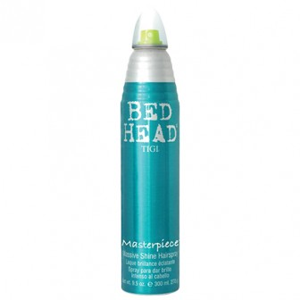 TIGI Bed Head Masterpiece Massive Shine Hairspray 300ml