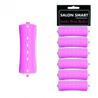 Salon Smart Jumbo Perm Rods 27mm, 12pk