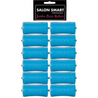 Salon Smart Jumbo Perm Rods 40mm, 12pk