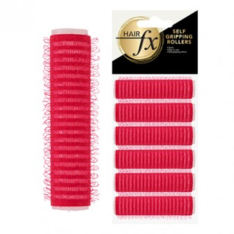 Hair FX Self Gripping 13mm Velcro Rollers, 12pk