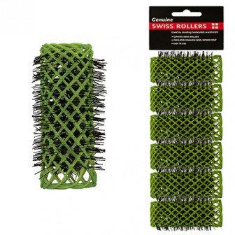 Dateline Professional 25mm Swiss Hair Rollers