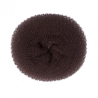 Dress Me Up Hair Donut Medium Brown
