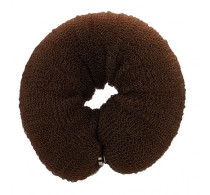 Dress Me Up Hair Donut And Sausage Two Way Styler - Medium Brown