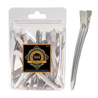 Premium Pin Company 999 Duckbill Aluminium Clips - 901, 30 pc
