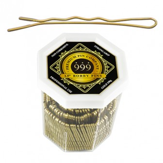 Premium Pin Company 999 Bobby Pins 1.5