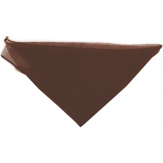 Dateline Professional Network Triangular Setting Hair Net in Brown