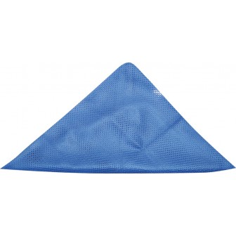 Dateline  Network Triangular Setting Hair Net Blue