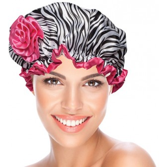 BeautyPRO Shower Cap Zara