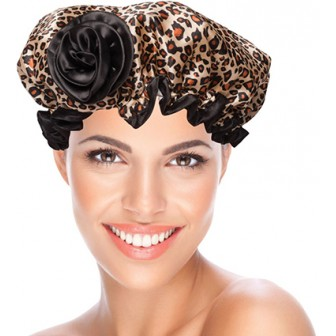 BeautyPRO Shower Cap Panthera