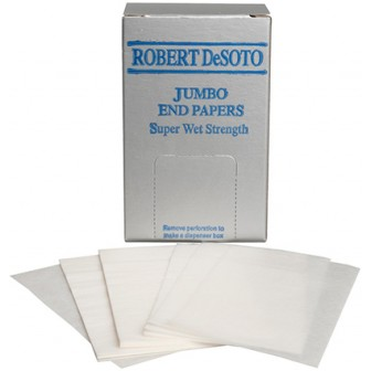 Robert De Soto Jumbo Hair Ends Papers
