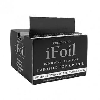 Robert De Soto IFoil Embossed Pop Up Black