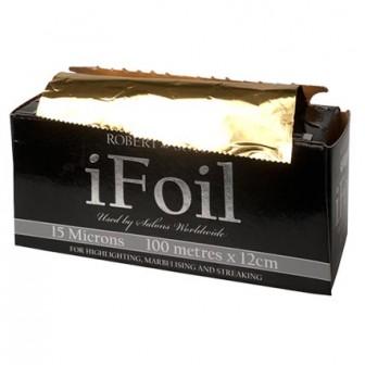 Robert De Soto IFoil Gold Aluminium Foil  100m