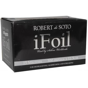 Robert De Soto Silver Aluminium IFoil - 300m