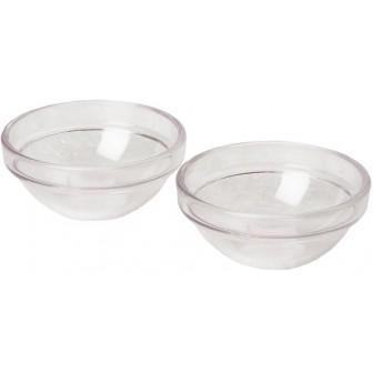Dateline Professional Eyelash Eyebrow Tinting Bowls