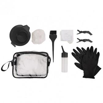 Salon Smart Hair Colourist Kit Black