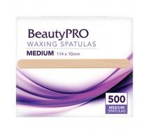 BeautyPro Medium Wood Applicators 500pc