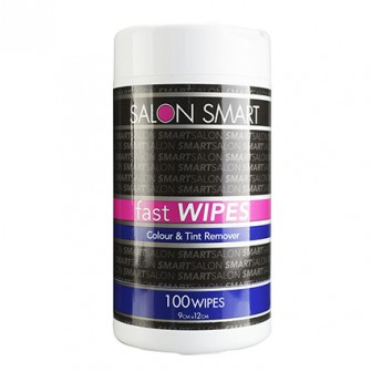 Salon Smart Fast Wipes Hair Colour Remover 100 Wipes