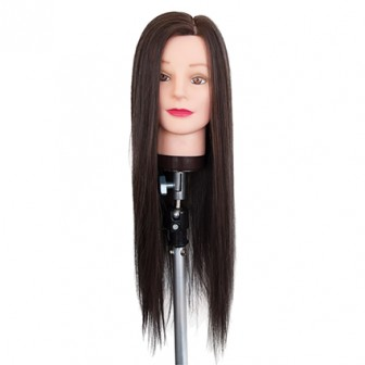 Professional Hairdressing Georgie Mannequin - Extra Long