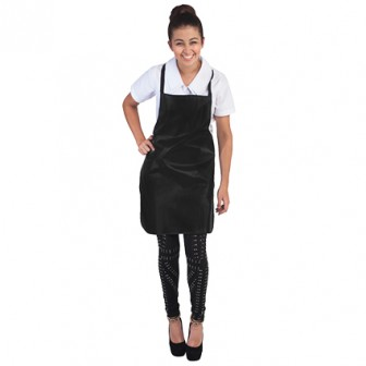 Salon Smart Protect Me Apron Black