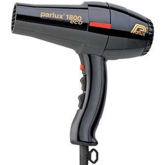 Parlux 1800 Hair Dryer, Black