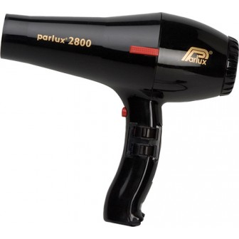 Parlux 2800 Superturbo Hair Dryer - Black