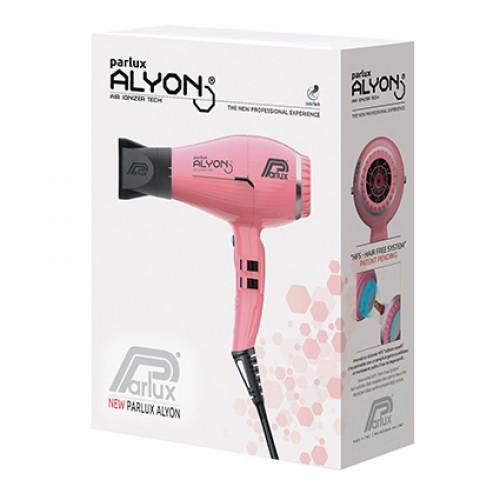 Parlux Alyon Air Ionizer Tech Hair Dryer - Pink