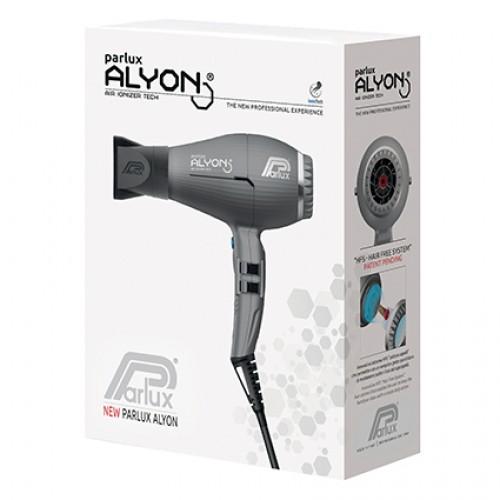 Parlux Alyon Air Ionizer Tech Hair Dryer - Matt Graphite
