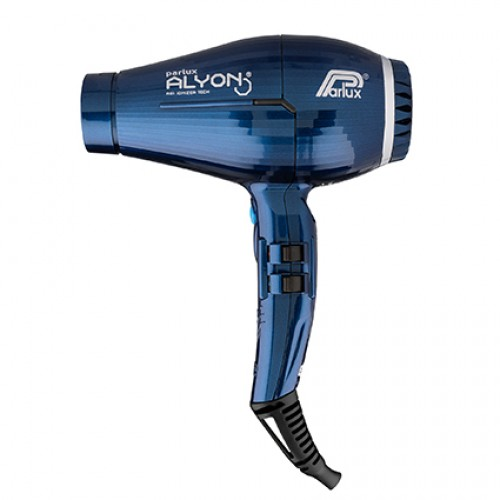 Parlux Alyon Air Ionizer Tech Hair Dryer Midnight Blue