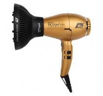 Parlux Alyon Air Ionizer Tech Hair Dryer Gold And Magic Sense Diffuser