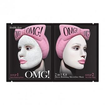 OMG! 2 In 1 Detox Bubbling Mask
