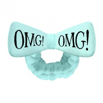 OMG! Sky Blue Hair Band