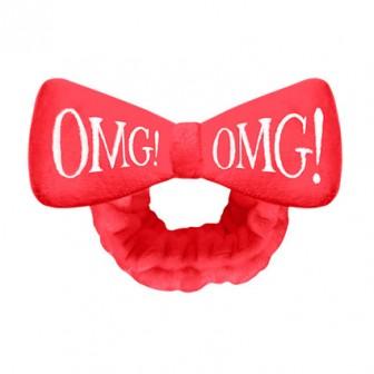 OMG! Red Head Band
