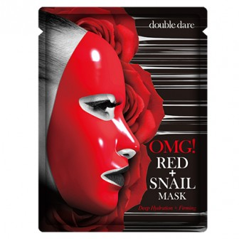 OMG! Red Snail Mask