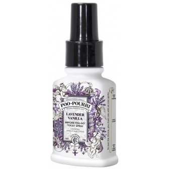 Poo Pourri Lavender Vanilla Toilet Spray 59ml
