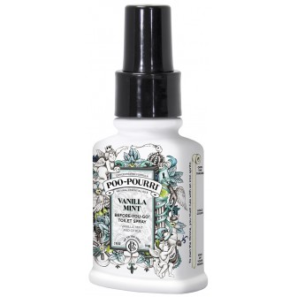 Poo Pourri Vanilla Mint Toilet Spray 59ml
