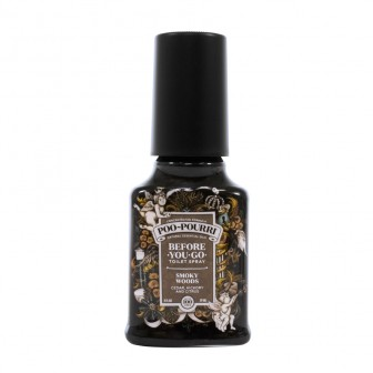 Poo-Pourri Smokey Woods Toilet Spray 59ml