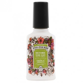 Poo Pourri Tropical Hibiscus Toilet Spray 118mL