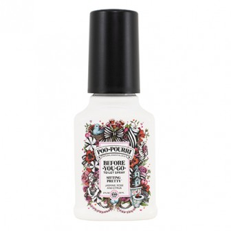 Poo Pourri Sitting Pretty Toilet Spray 59ml