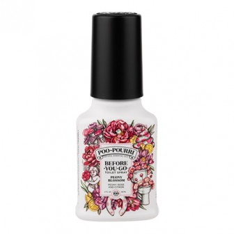 Poo Pourri Peony Blossom Toilet Spray 59ml