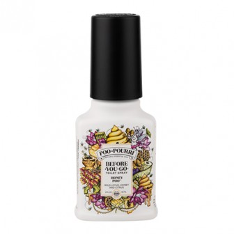 Poo Pourri Honey Poo Toilet Spray 59ml