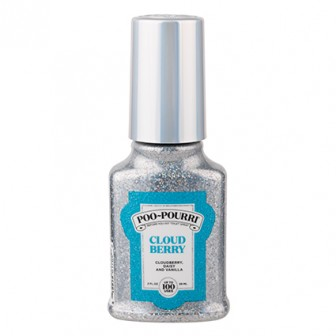 Poo Pourri Cloud Berry Toilet Spray 59ml