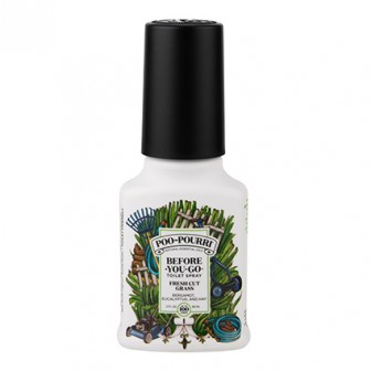 Poo Pourri Fresh Cut Grass Toilet Spray 59ml