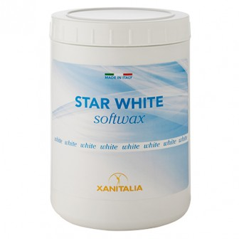 Xanitalia Soft Wax Star White 1000ml