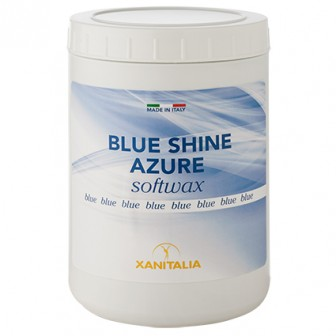 Xanitalia Soft Wax Blue Shine Azure 1000ml