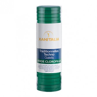 Xanitalia Hard Wax Green Chlorophyll Discs 500g