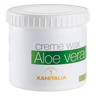 Xanitalia Cream Wax Aloe Vera 450ml