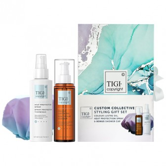 TIGI Copyright Custom Collective Protect Gift Set