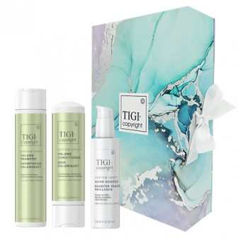 TIGI Copyright Care Volume Booster Gift Box