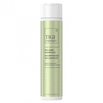 TIGI Copyright Custom Care Volume Shampoo 300ml