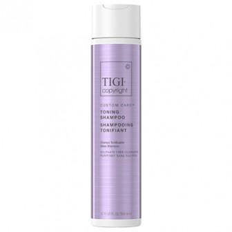 TIGI Copyright Custom Care Toning Shampoo 300ml